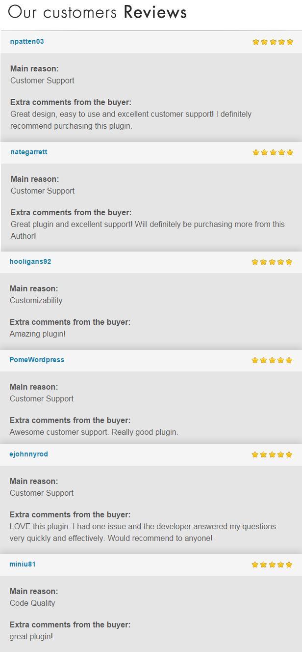 My Team Showcase WordPress Plugin - 10