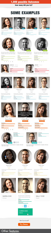 My Team Showcase WordPress Plugin - 4